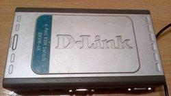 D-Link KVM комутатор D-Link DKVM-4K 4 порти