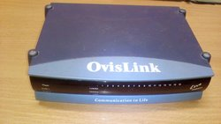 OvisLink Комутатор 16 портів 10/100M FSH16T+